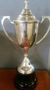 the Abbey Football Trophy
