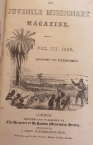 The Juvenile Missionary Magazine